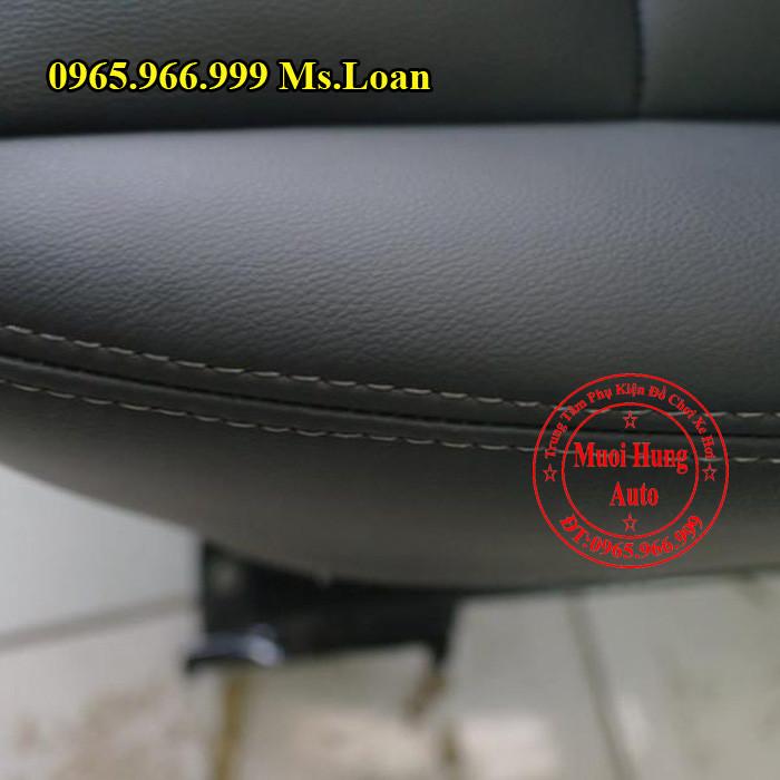 Bọc Ghế Da Toyota Highlander Tại Tphcm 02