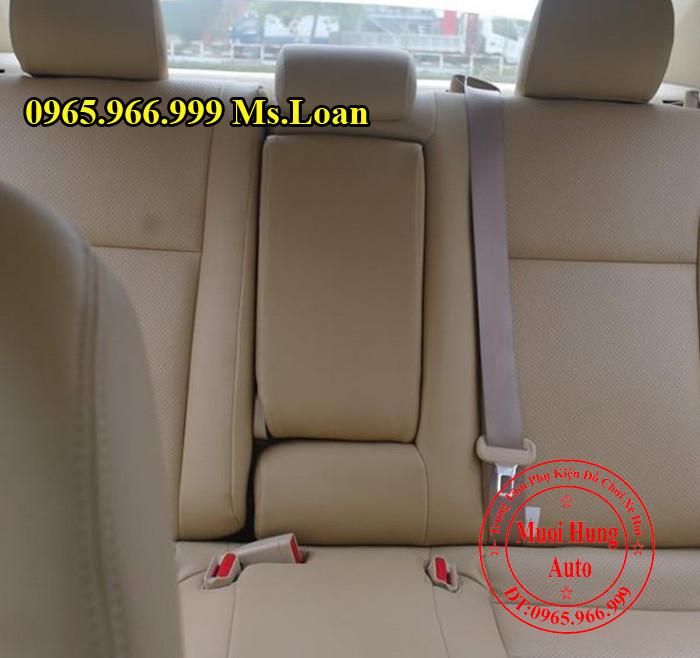 Bọc Ghế Da Xe Toyota Vios Tại Tphcm 04