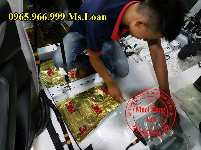 Cách Âm 3M Chính Hãng Xe Mazda 3 02