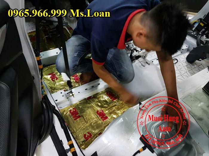 Cách Âm 3M Chính Hãng Xe Mazda 3 03