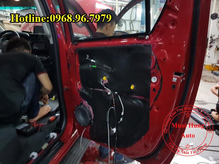 Cách Âm Chống Ồn Toyota Hilux Tại Tphcm 01