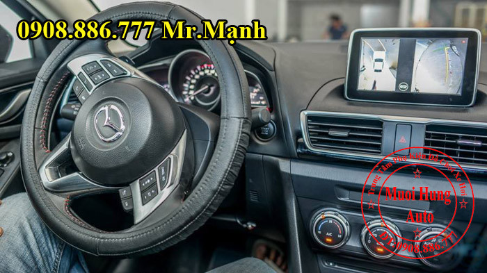 Camera 360 Độ Cho Xe Mazda 3 2016 01
