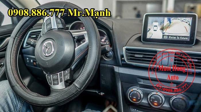 Camera 360 Độ Cho Xe Mazda 3 2016 02