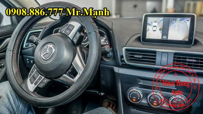 Camera 360 Độ Cho Xe Mazda 3 2016 03