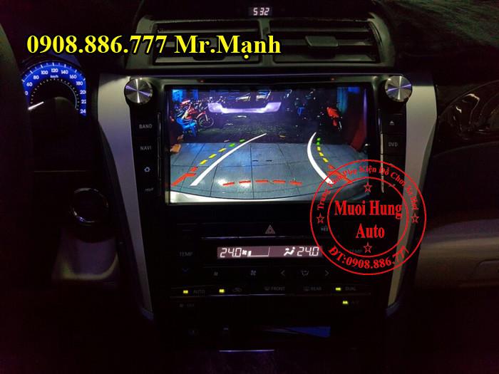Camera De, Lùi Cho Xe Toyota Camry 02