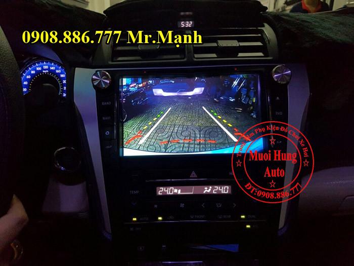 Camera De, Lùi Cho Xe Toyota Camry 03