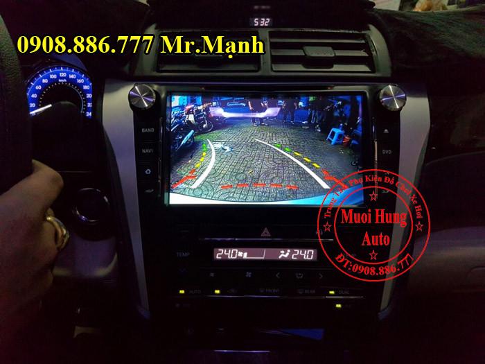 Camera De, Lùi Cho Xe Toyota Camry