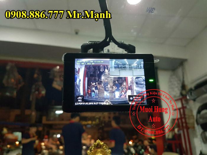 Camera Hành Trình Clon L3 Cho Xe Camry 02