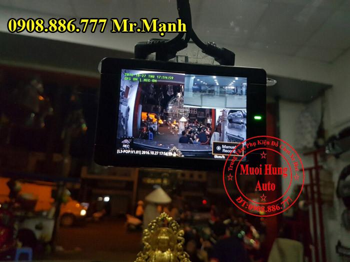 Camera Hành Trình Clon L3 Cho Xe Camry 05