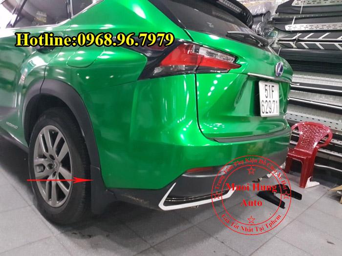 Chắn Bùn Lexus NX300T Cao Cấp Giá Rẻ 01