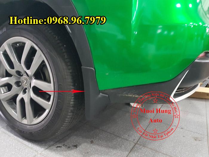 Chắn Bùn Lexus NX300T Cao Cấp Giá Rẻ
