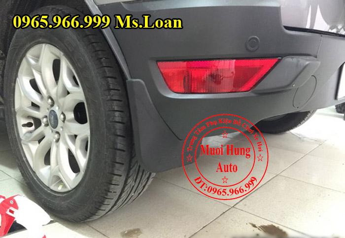 Chắn Bùn Xe Ford Ecosport Chính Hãng 01