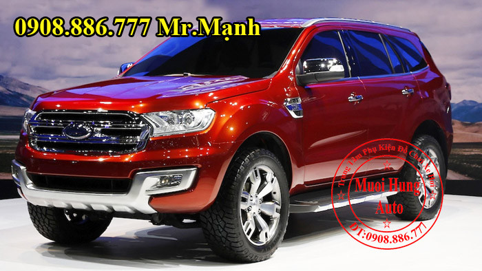 Chìa Khóa Start Stop Smartkey Ford Everest
