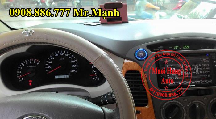 Chìa Khóa Start Stop Smartkey Xe Ford Ranger 03