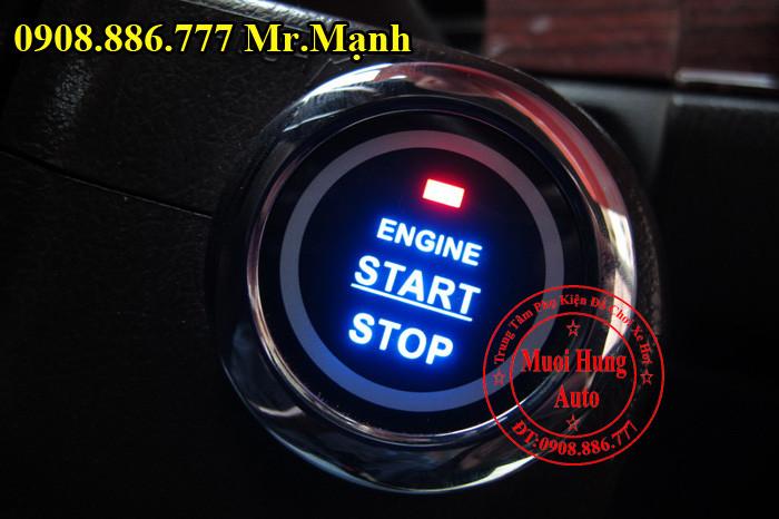 Chìa Khóa Start Stop Smartkey Xe Ford Ranger