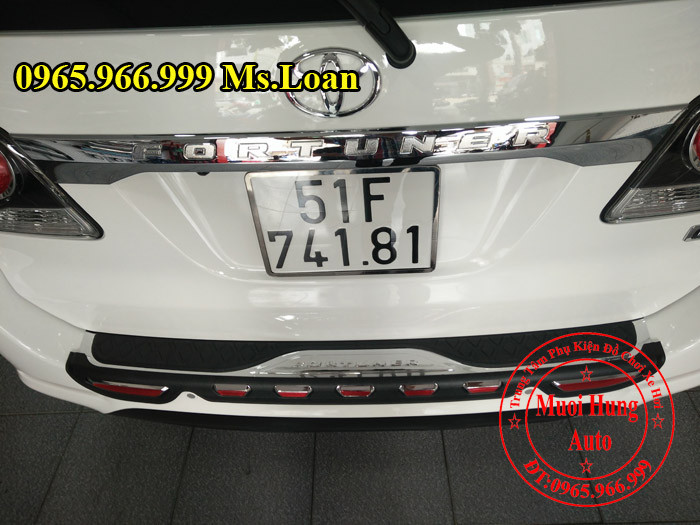 Chống Trầy Cốp Cao Cấp Cho Fortuner 2016 03