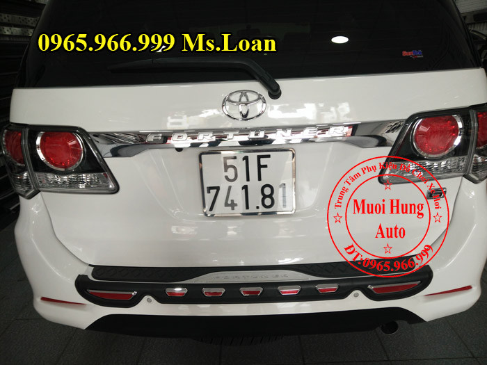 Chống Trầy Cốp Cao Cấp Cho Fortuner 2016 04