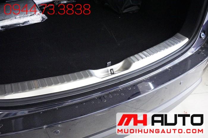 Chống Trầy Cốp Inox Mazda CX5 2018 Giá Rẻ 01