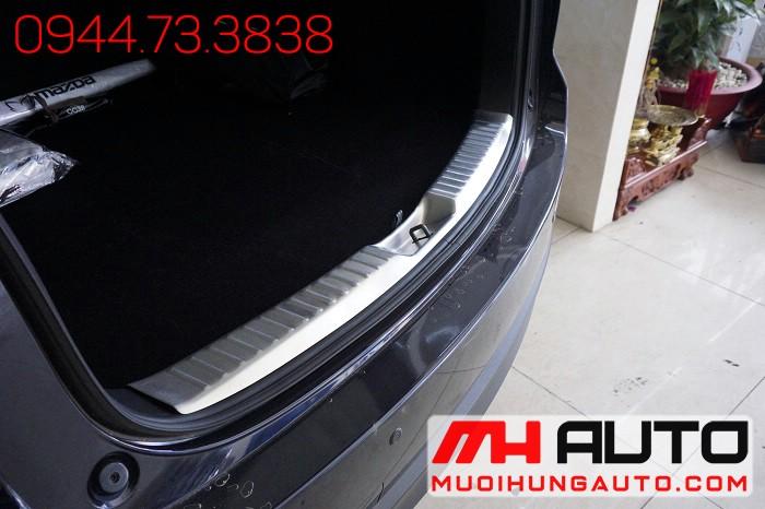 Chống Trầy Cốp Inox Mazda CX5 2018 Giá Rẻ 02