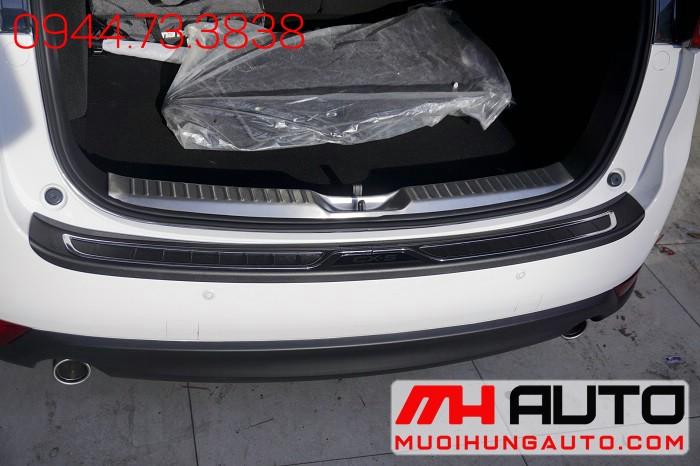 Chống Trầy Cốp Inox Mazda CX5 2018 Giá Rẻ 03