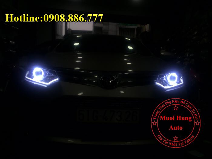 Chuyên Độ Đèn Led Toyota Vios 2016, 2017 01