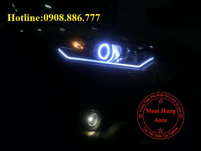 Chuyên Độ Đèn Led Toyota Vios 2016, 2017 02