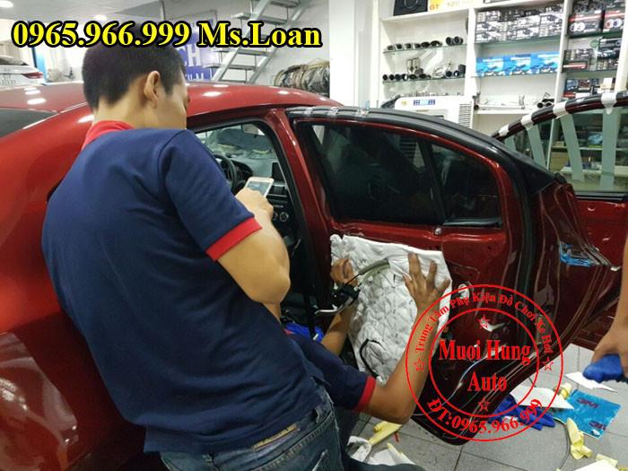 Dán Cách Âm 3M Chính Hãng Cho Mazda 3 01