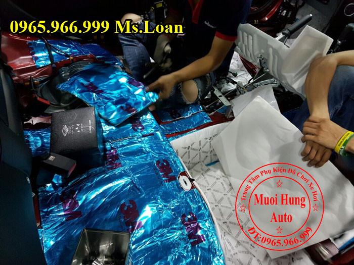 Dán Cách Âm 3M Chính Hãng Cho Mazda 3 03