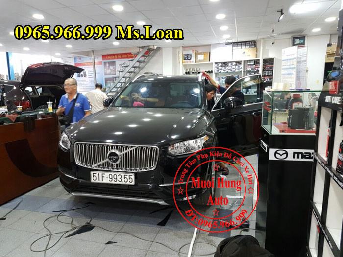 Dán Phim 3M Chính Hãng Cho Volvo XC90 01