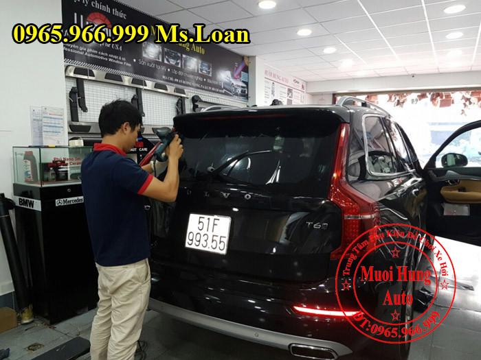 Dán Phim 3M Chính Hãng Cho Volvo XC90 03