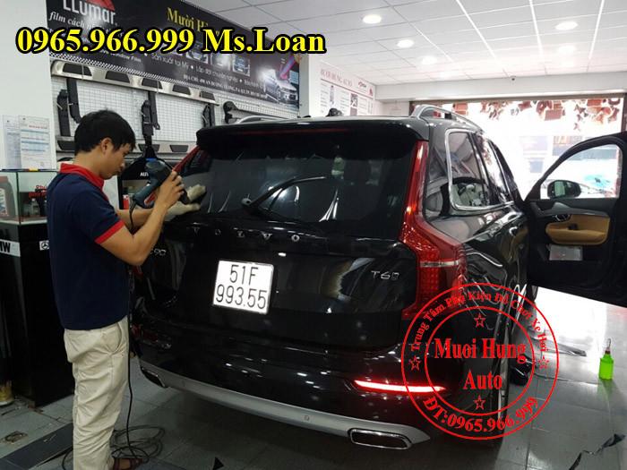 Dán Phim 3M Chính Hãng Cho Volvo XC90 04