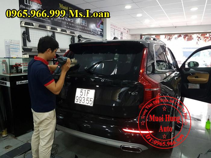 Dán Phim 3M Chính Hãng Cho Volvo XC90