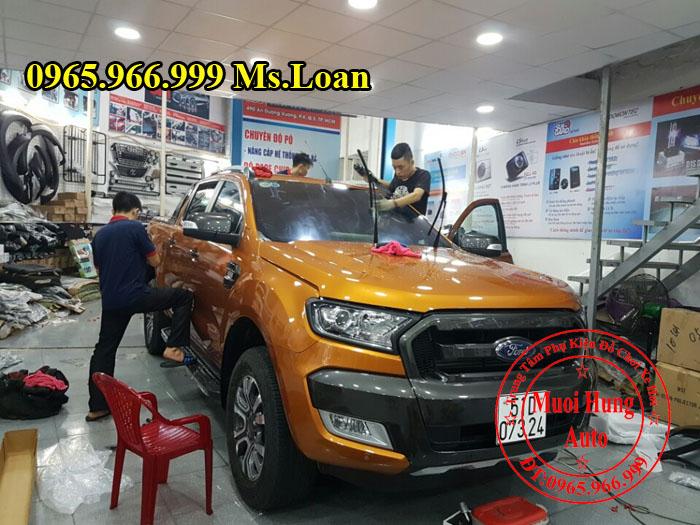 Dán Phim 3M Xe Ford Ranger Wildtrak 2016 01