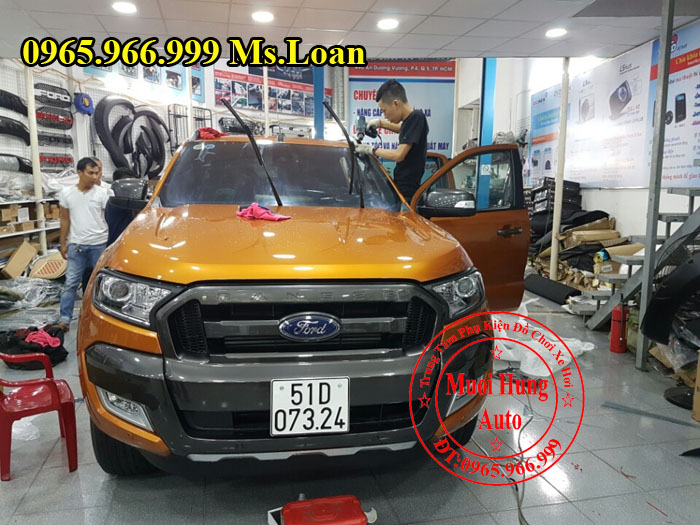 Dán Phim 3M Xe Ford Ranger Wildtrak 2016 02