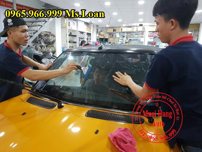 Dán Phim Cách Nhiệt 3M Xe Audi Q5 03