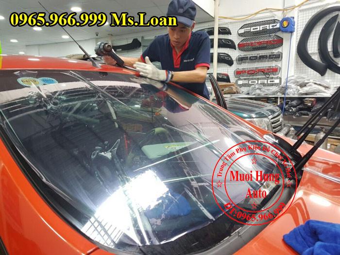 Dán Phim Cách Nhiệt 3M Cho Ford Ecosport 01