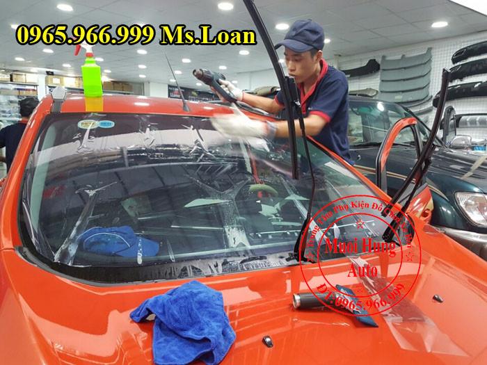Dán Phim Cách Nhiệt 3M Cho Ford Ecosport 02