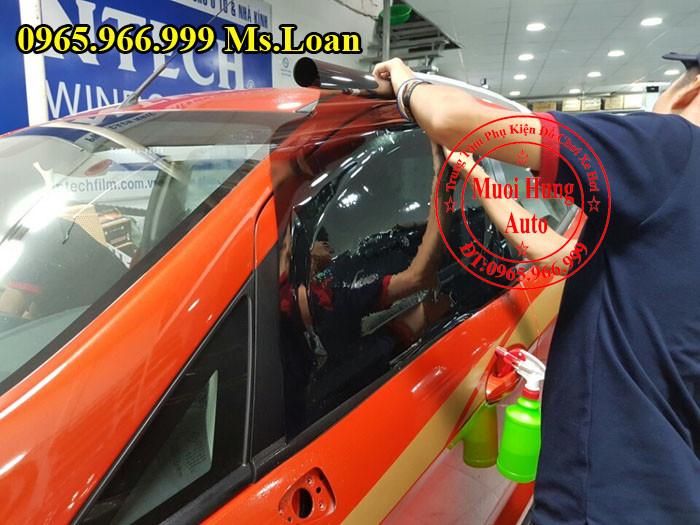 Dán Phim Cách Nhiệt 3M Cho Ford Ecosport 03