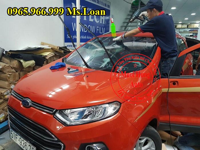 Dán Phim Cách Nhiệt 3M Cho Ford Ecosport
