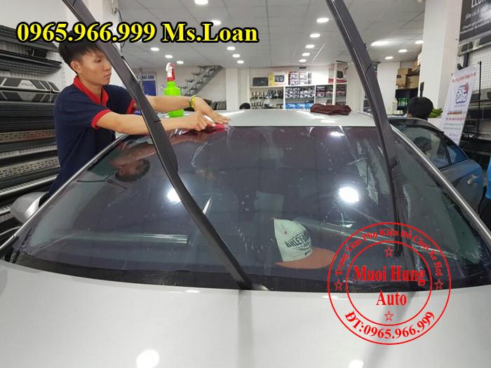 Dán Phim Cách Nhiệt 3M Xe Honda Accord 03