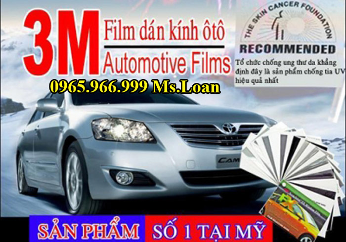 Dán Phim Cách Nhiệt 3M Cho Xe Kia Rondo 02