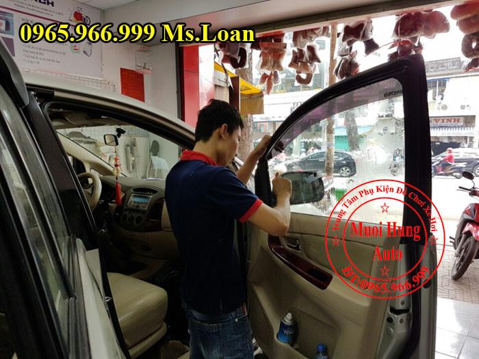 Phim Cách Nhiệt Chính Hãng Cho Toyota Camry 05