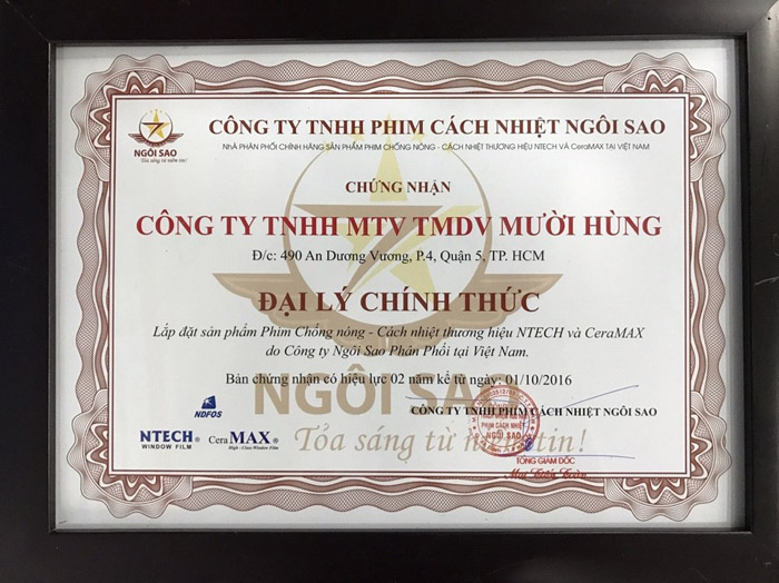 Phim Cách Nhiệt Chính Hãng Cho Honda City 04