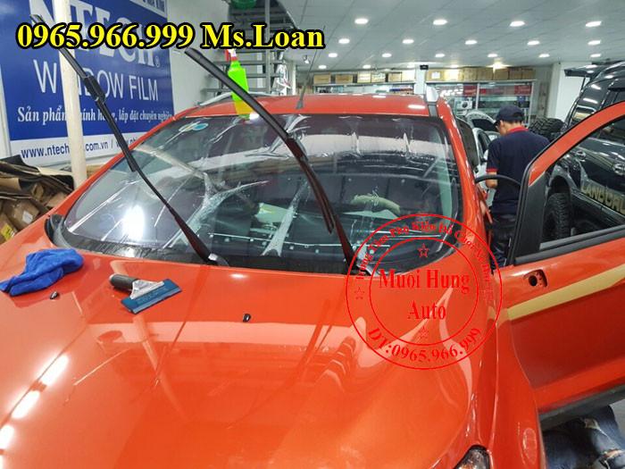 Dán Phim Cách Nhiệt Ford Ecosport Tại Tphcm