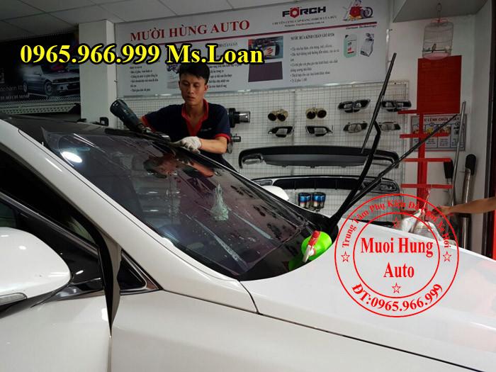 Dán Phim Cách Nhiệt Llumar Xe Mazda CX5 03