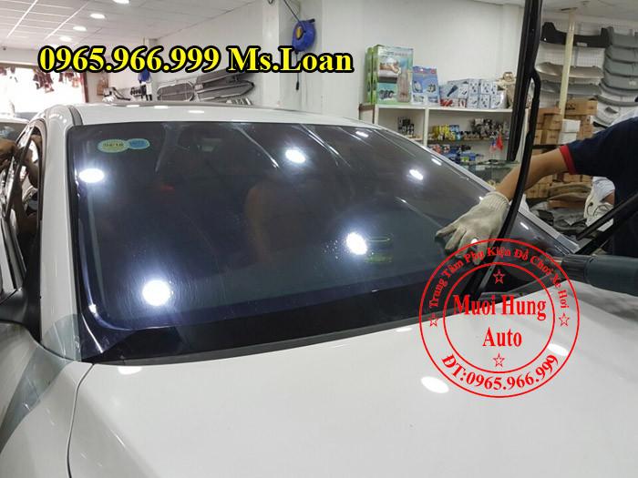 Dán Phim Cách Nhiệt NTech Xe Honda CRV 04