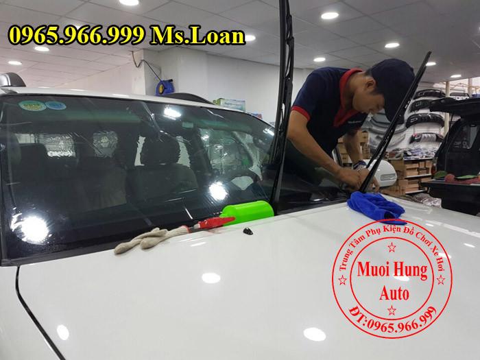 Phim Cách Nhiệt Chính Hãng Cho Honda CRV 02