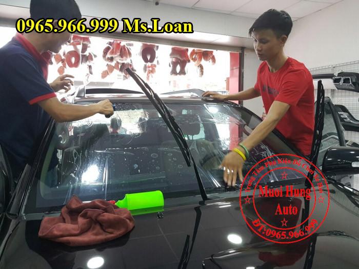 Phim Cách Nhiệt Chính Hãng Cho Mazda BT50 08