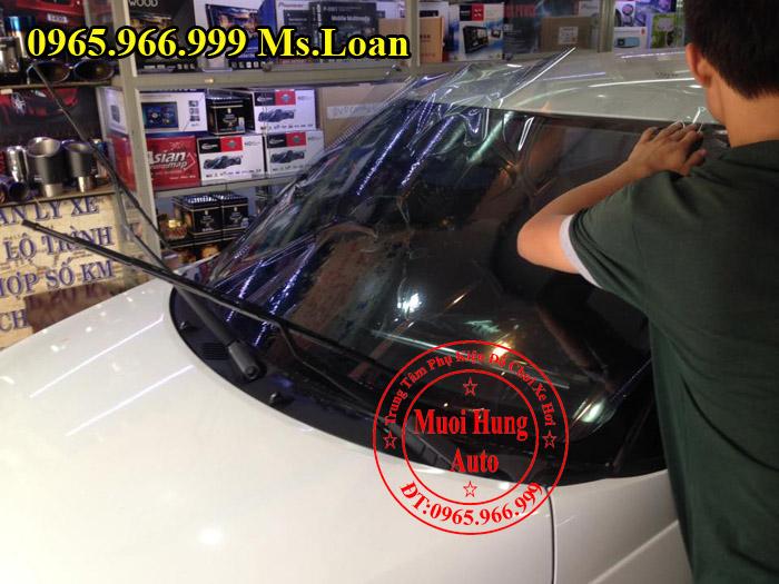 Phim Cách Nhiệt Chính Hãng Cho Mazda BT50 02