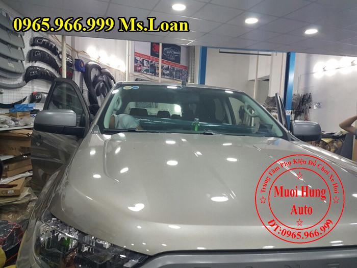 Dán Phim Llumar Cho Xe Ford Ecosport